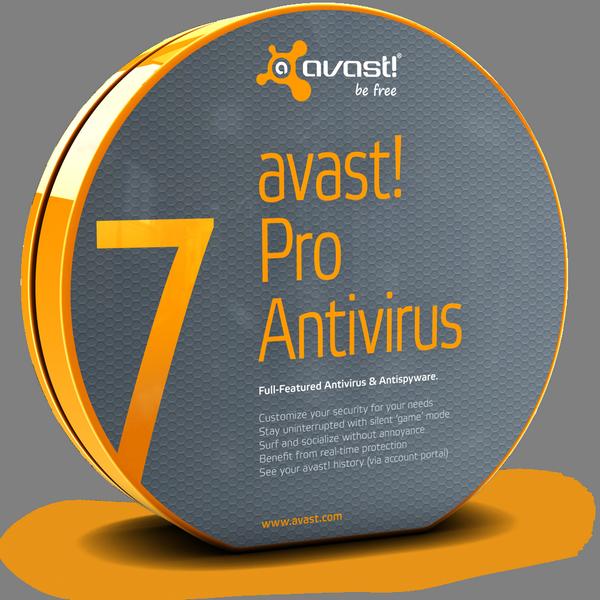 Avast! Antivirus Pro