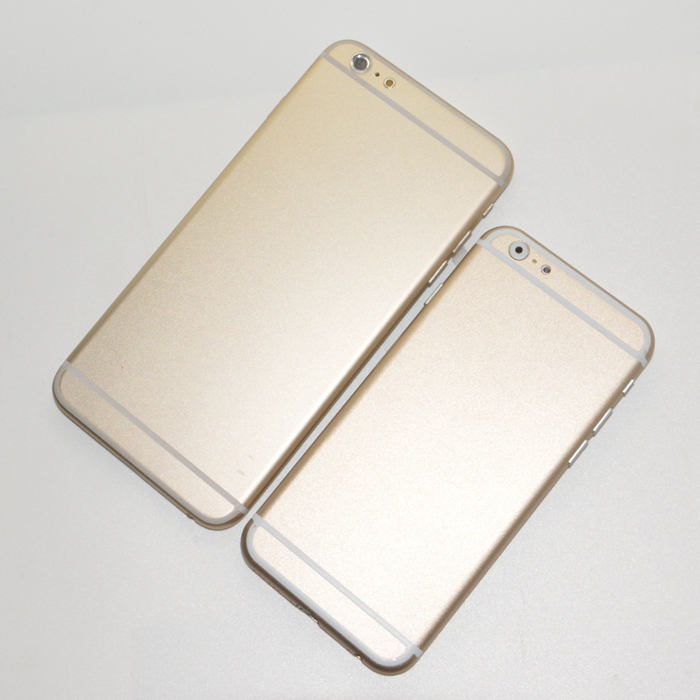 Gold Iphone 6 back